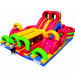Adrenaline Maze Bouncy House