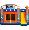 Adult Sunshine Star Bouncy Castle