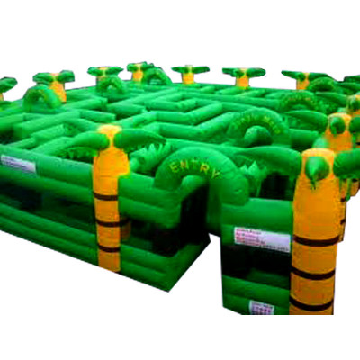 Adults Jungle Maze Inflatables