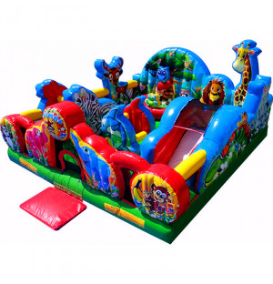 Animal Kingdom Inflatable House