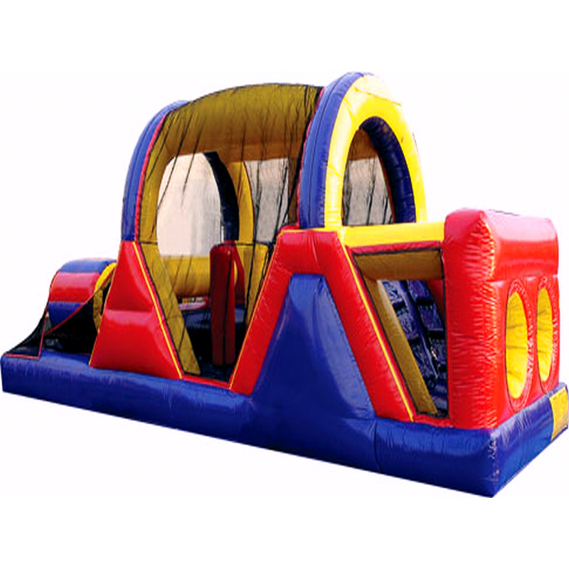 Cheap Outdoor Backyard Inflatable Obstacle For Sale Buy