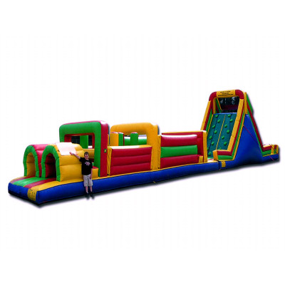 Backyard Obstacle Course House Game