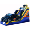 Bat Mobile Blow Up Slide