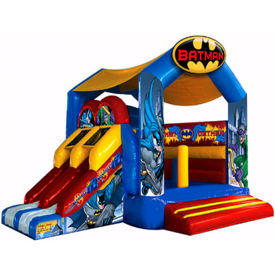 Batman Bouncy Castle Combo
