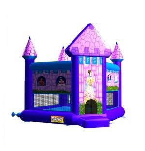 Blow Up Princess Castle