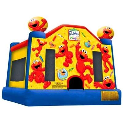 Bounce House Elmo World