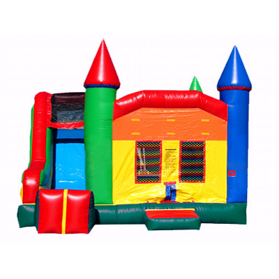 Compact Jumping Castle Combo