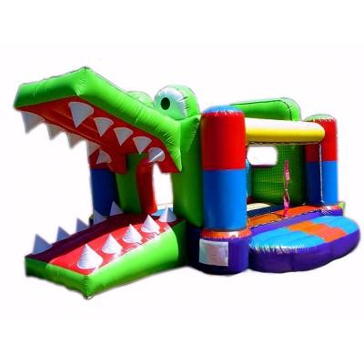 Crocodile Bouncy Castle