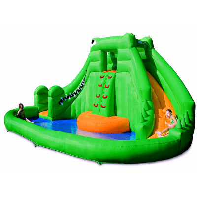 Crocodile Island Waterslide