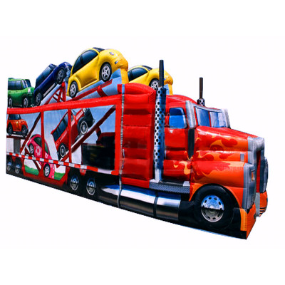 Depot Transporter Jumpy House