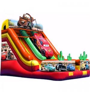Disney Cars Double Slide
