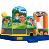 Dora And Diego Bounce House Combo Five