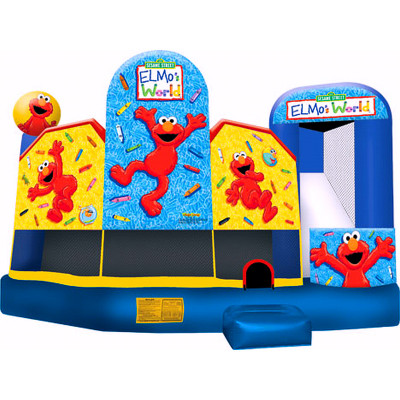 Elmo World Jumper Combo Five