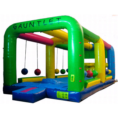 Gauntlet Inflatable Balls Game