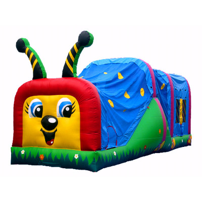 Happy Caterpillar Bouncer