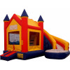 Inflatable Castle Slide Combo
