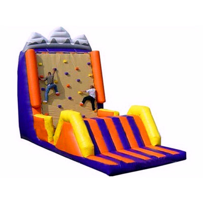 Inflatable Climbing Wall Combo