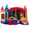 Inflatable Crayon Castle Combo
