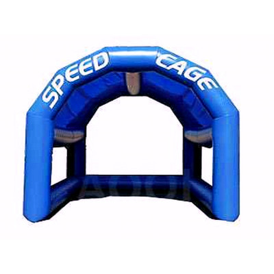 Inflatable Football Speed Cage
