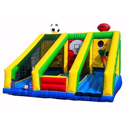 Inflatable Interactive Sports Game