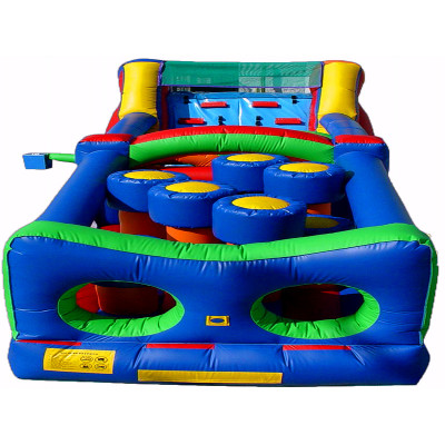 Jumper Obstacle Course
