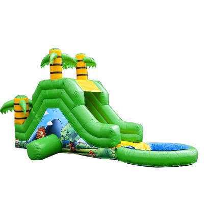 Jungle Garden Slide Combo
