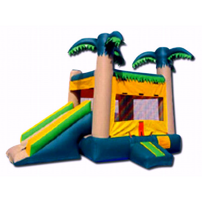 Jungle Inflatable Bouncy House