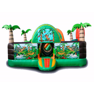 Jungle Toddler Bouncer