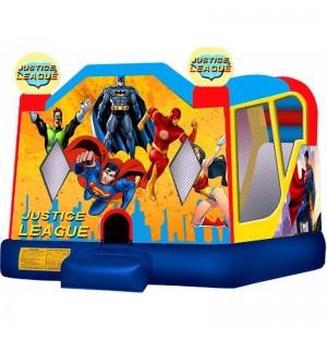 Justice League Bounce Combo Four