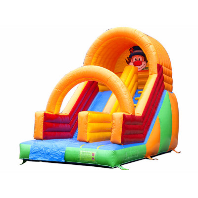 Kids Clown Slide