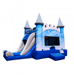 Kids Ice Castle Slide