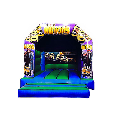Minions Kids Bounce House