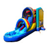 Module Bounce Slide Combo With Pool
