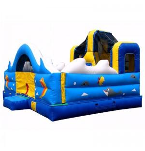 Ocean Toddler Jumpy Game