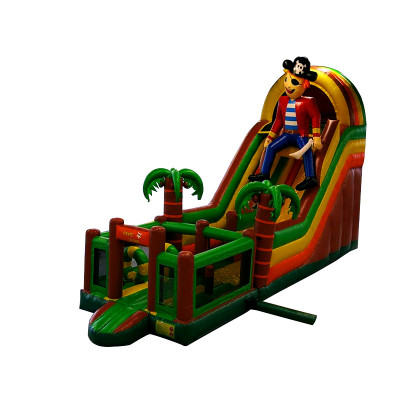 Pirate Slide Jungle Bouncer Combo