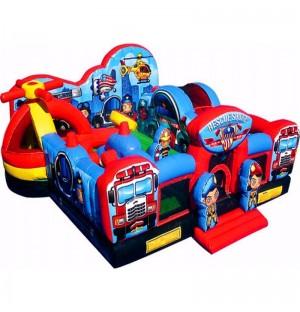 Rescue Squad Toddler Jumper