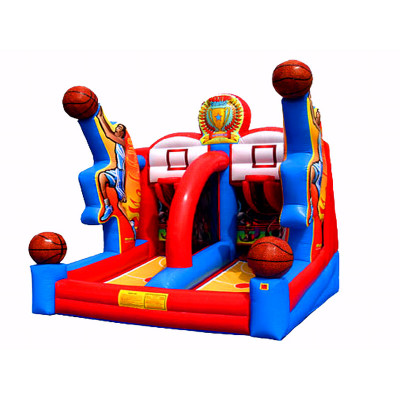 Shooting Stars Inflatable Bouncer