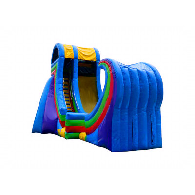 Twenty Rampage Inflatable Slide