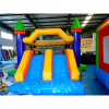 Amusement Bouncy Castle With Slide