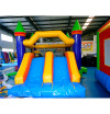 Amusement Bouncy Castle With Slide
