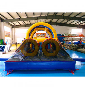 Backyard Inflatable Obstacle
