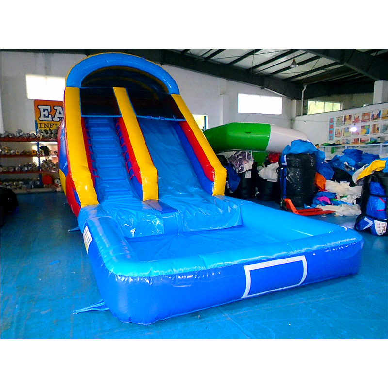 Tallest Inflatable Water Slide In The World: Giant Inflatable Water Slides, Blow Up Water Slide