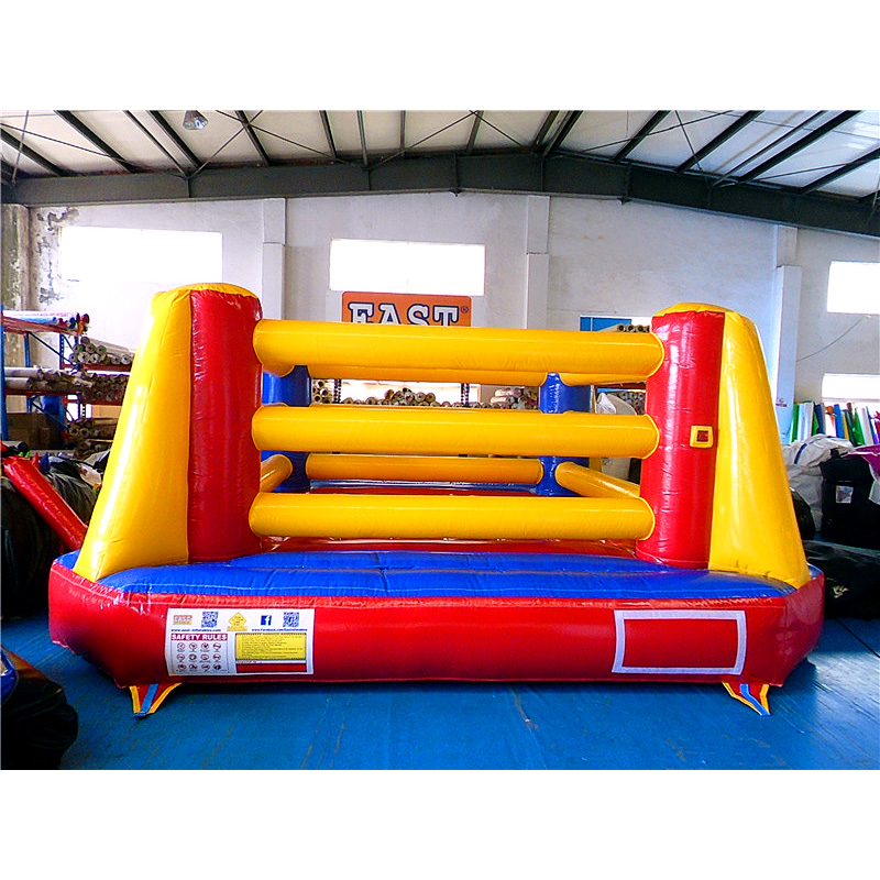 Blow Up Boxing Ring