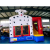 Bounce House With Slide