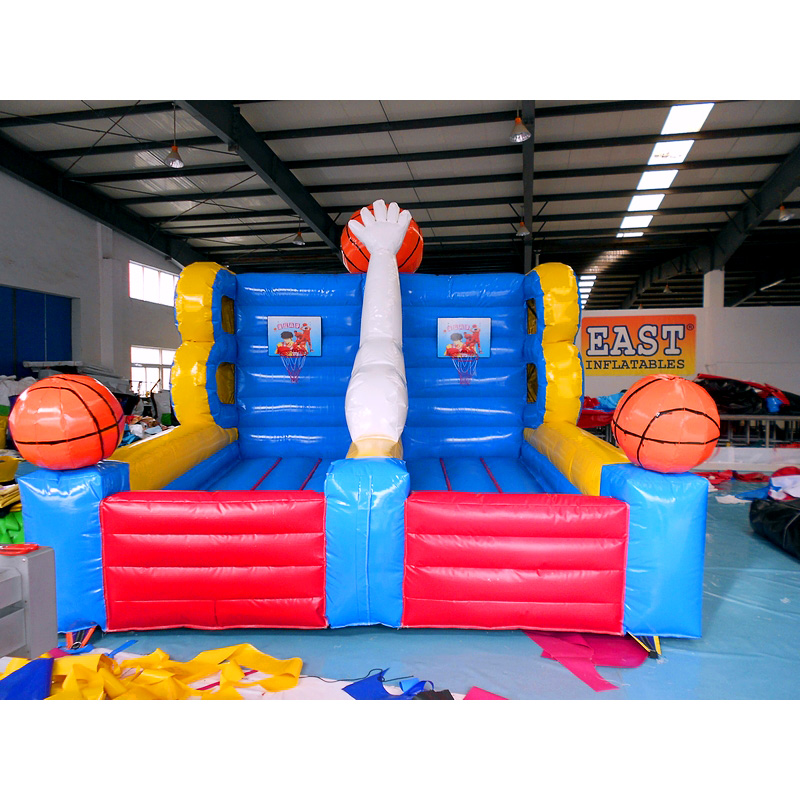Bouncy Full Court Press Game