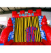 Castle Inflatable Velcro Wall