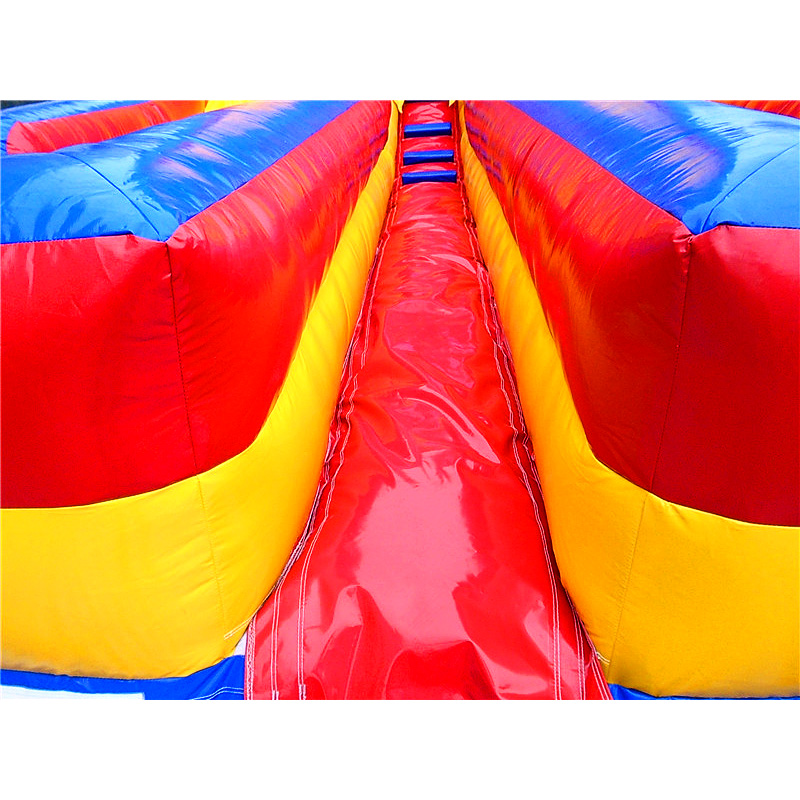 Cliff Hanger Inflatable Slide