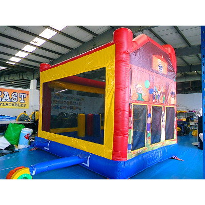 Club Bounce House Combo