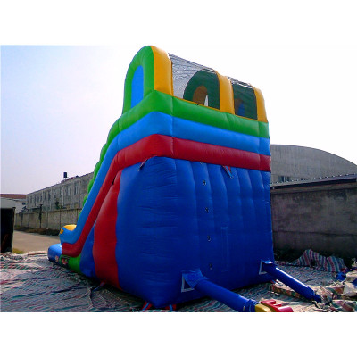 Colourful Large Water Slide