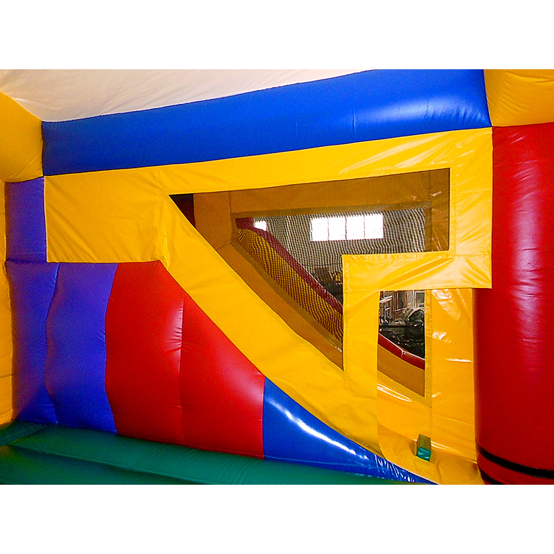 Crayon Playland Boucy Castle Combo Four